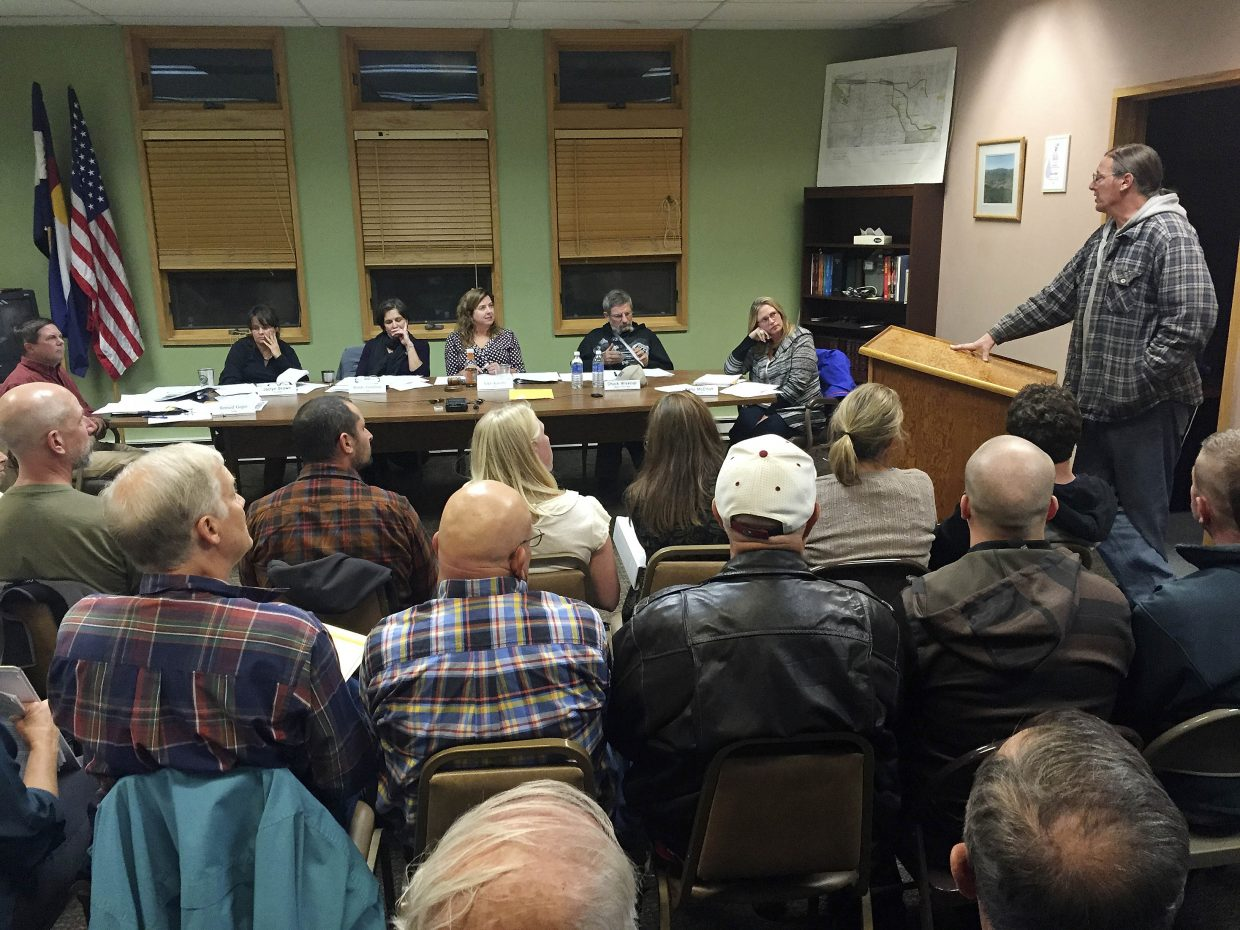 Dank Frank's LLC has drawn considerable town interest in Oak Creek with the company's proposal to build a marijuana cultivation facility and retail storefront on a lot many don't think fits that use. Its October public hearing drew a standing-room-only crowd.