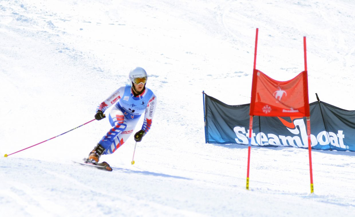 France's Matti Lopez won the junior men's classic race on Friday to close out the 2015 FIS Telemark World Championships.