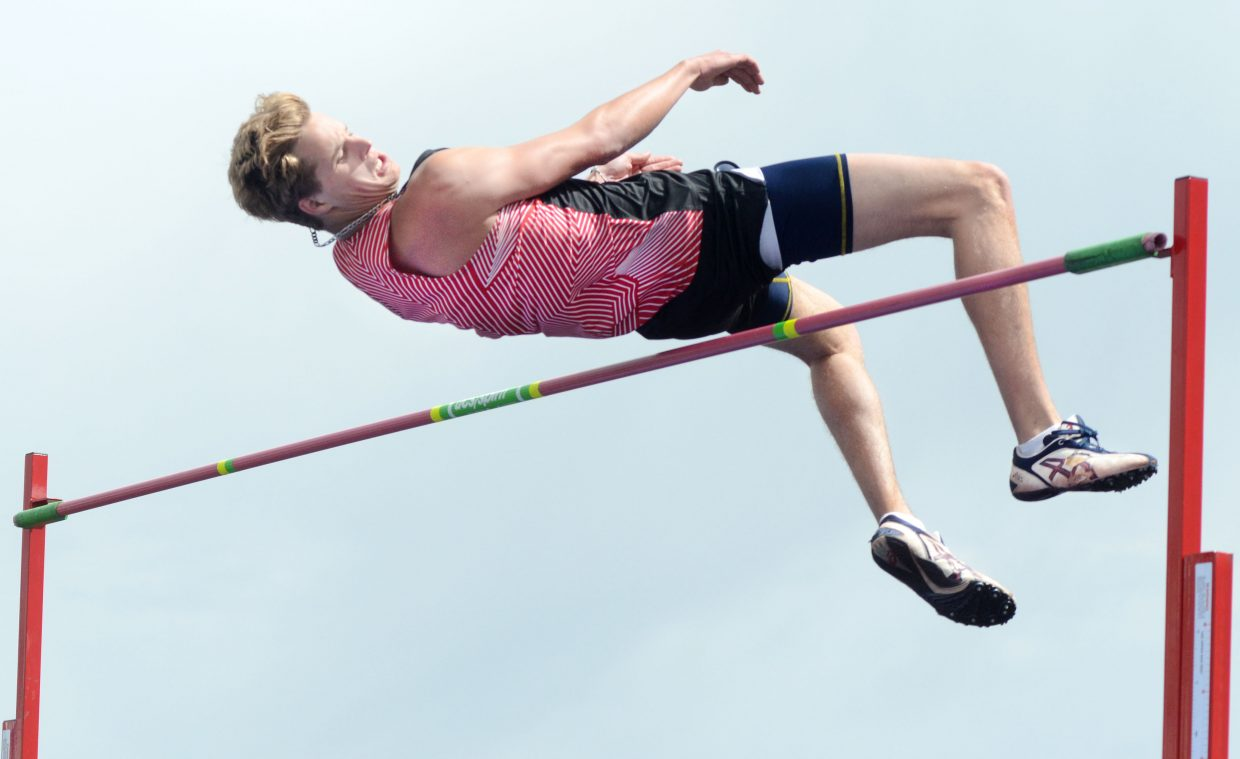 Steamboat Springs High School senior Austin Kerbs again made strides in the high jump pit. At Moffat County's Clint Wells Invitational on Friday, Kerbs cleared 6-feet-2-inches in just his second time competing in the event. His mark puts him in the top 18 in the state, which would make him an automatic qualifier at the Class 4A championships next month.