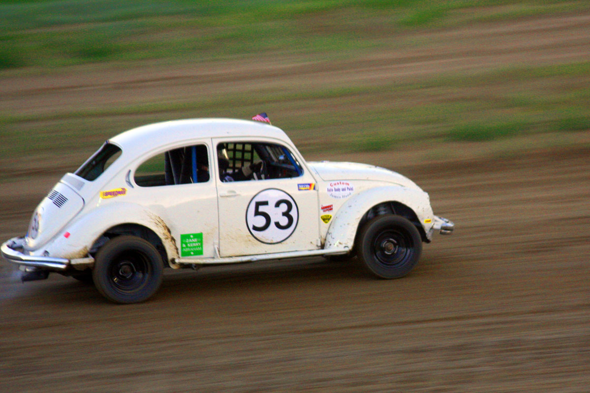 American Saturday night at the Hayden Speedway. Submitted by: Festus Hagins