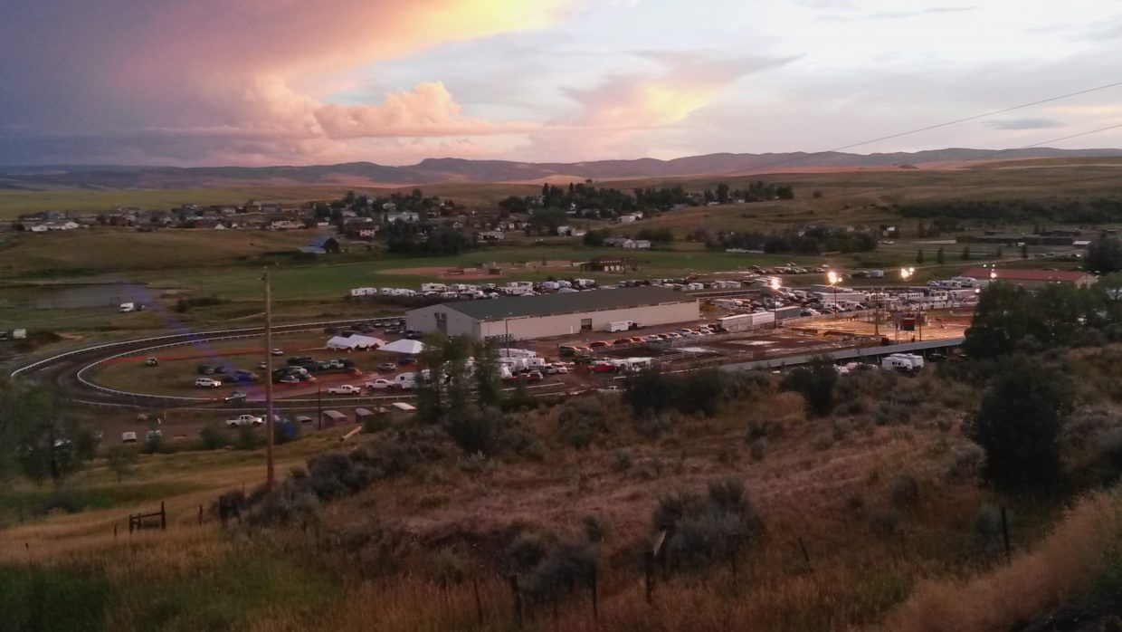 100th Routt County Fair held in Hayden, CO. Submitted by David Torgler.