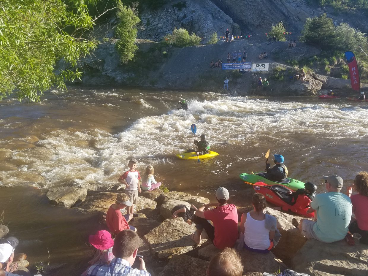 Yampa River Festival. Submitted by Johannah Hall.