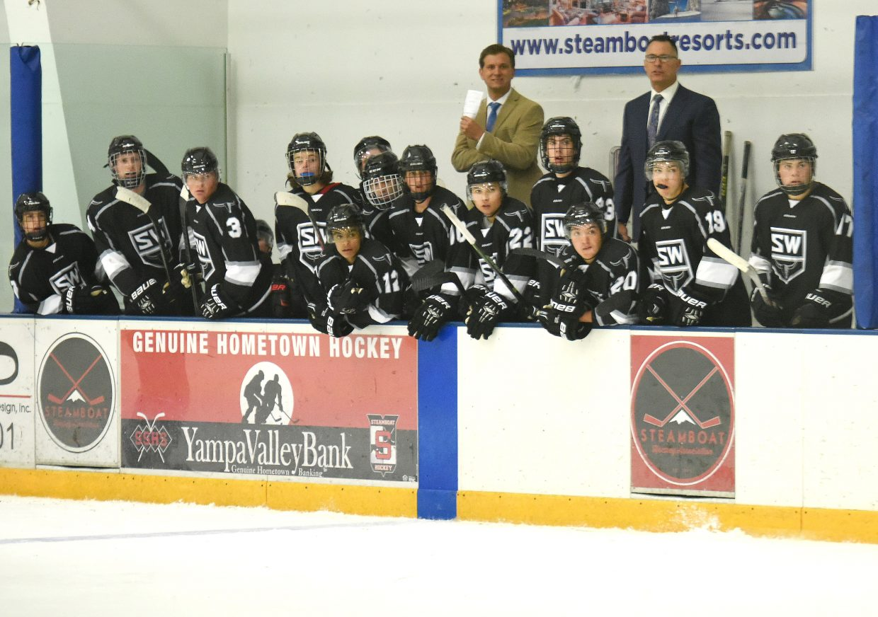 The Wranglers junior hockey team made Steamboat its home in 2016. The town has always had plenty of professional athletes around, but now, for the first time, it has a pro team.