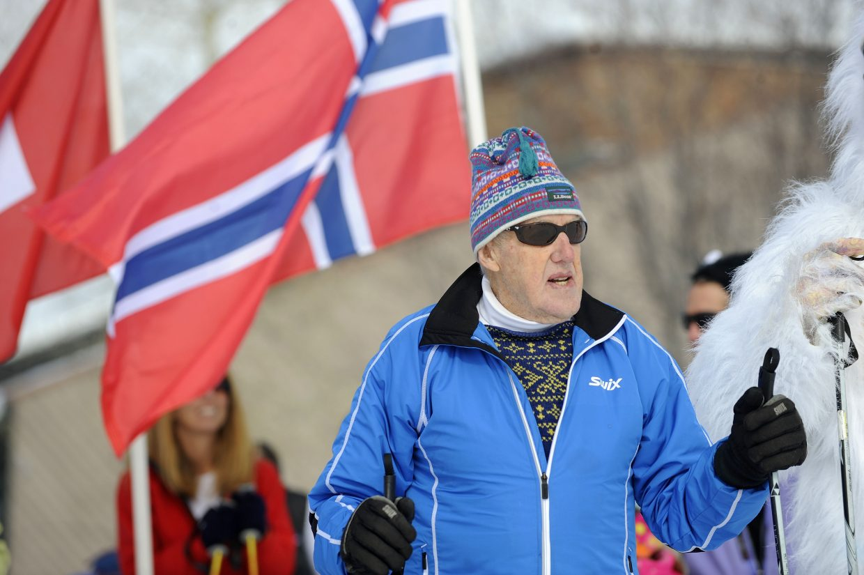 Longtime Steamboater Sven Wiik was a major player in Nordic skiing, both in Steamboat and around the world.