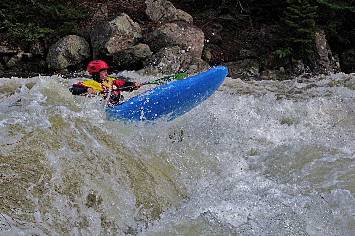 From the race at Fish Creek Falls. Submitted by Matt Helm.