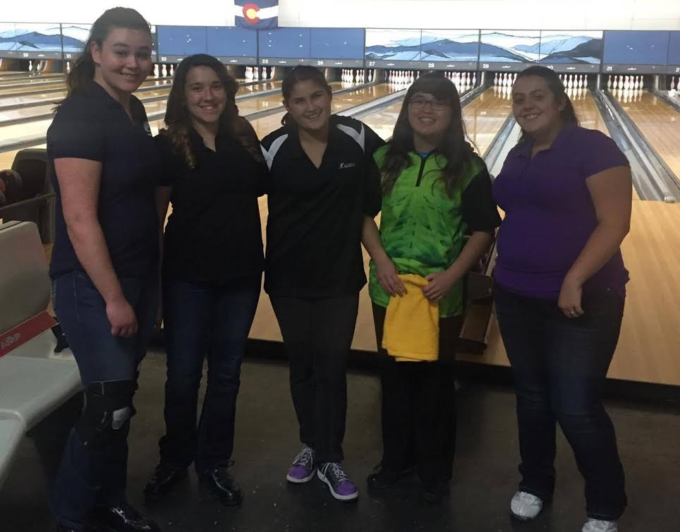 """Sheyenne Cromer, daughter of John Cromer, YVEA general foreman who was out on with crews throughout the storm outage. Sheyenne bowled in the State Pepsi Bowl Tournament in Ft. Collins and won! John was able to go down and watch after power was restored to our members."" Subimtted by Tammi Strickland."