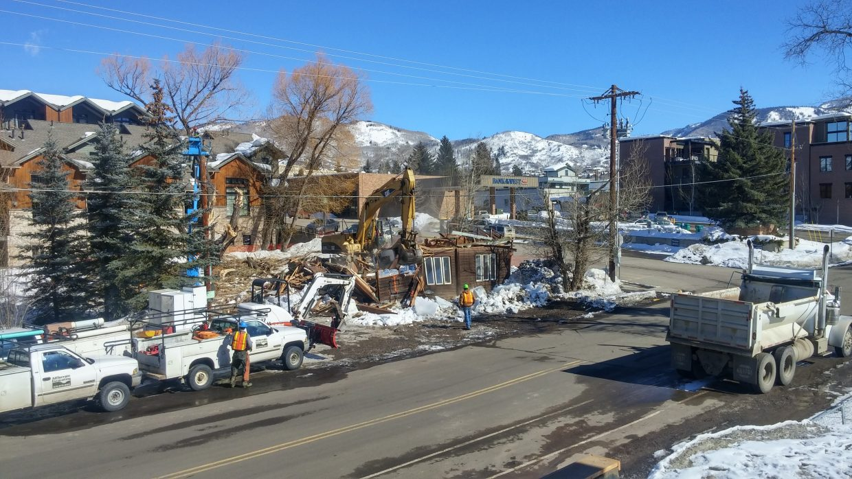 """The rebirth of Yampa Street."" Submitted by Kier Delaney."
