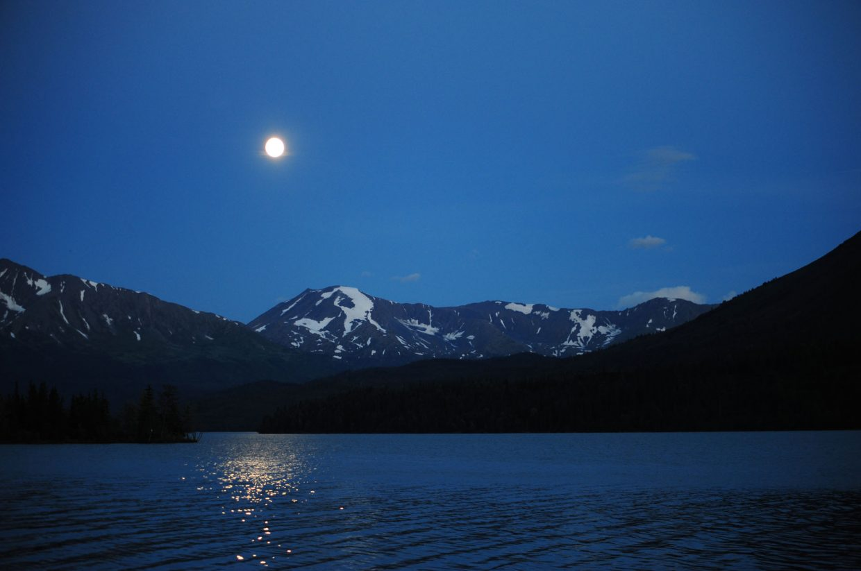 June's nearly full Flower Moon will rise above Stagecoach State Park on Saturday during the Stagecoach Star Party. Come and embrace the moonlight with other astronomy enthusiasts at the Morrison Creek Boat Ramp on Saturday beginning at 9 p.m. Bring your telescope and the whole family for an unforgettable evening of astronomy beneath the starry sky.