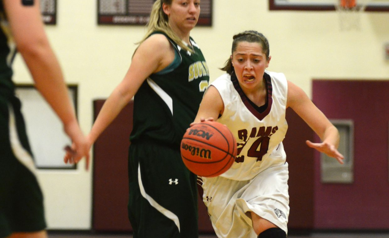 Sophomore guard DaKota Bruner suffered a season-ending knee injury, but her stellar season leading up made her a now two-time first-team all-league selection.
