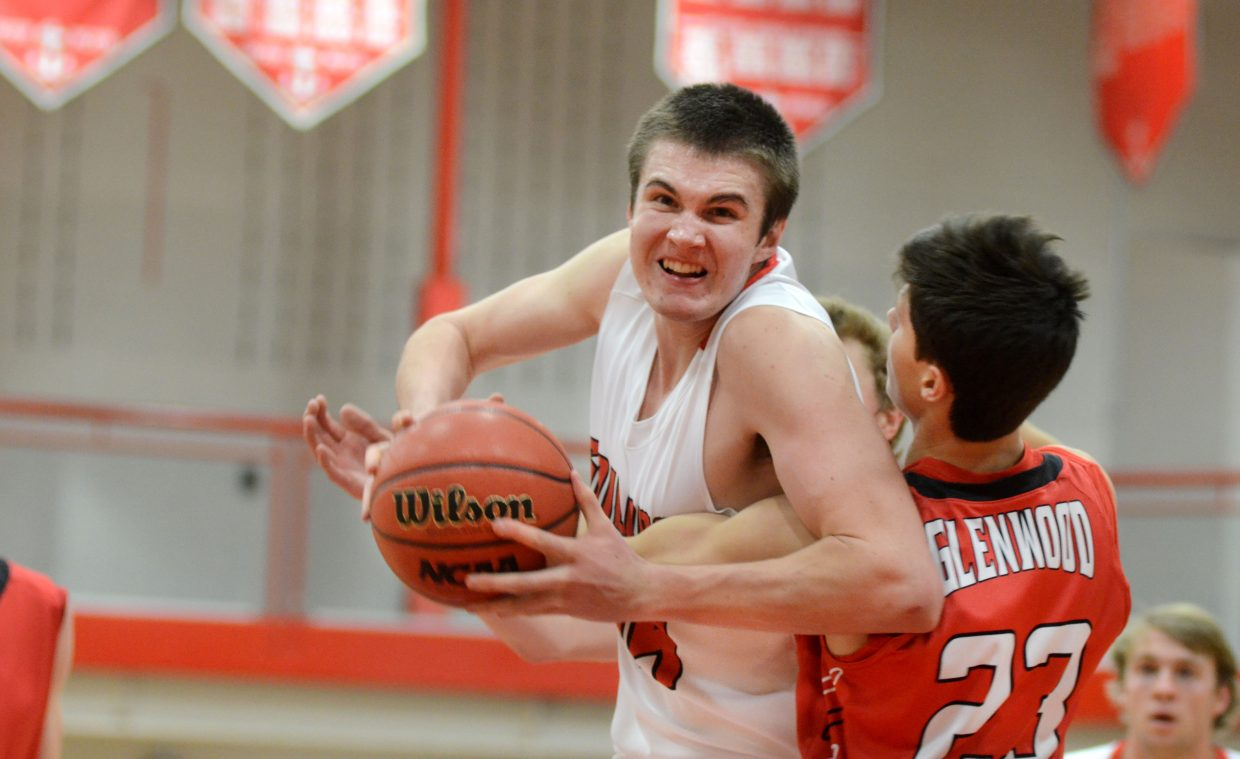 Steamboat Springs senior Garrett Bye improved on all his statistics from his junior season and was named to the 4A Western Slope League first-team.