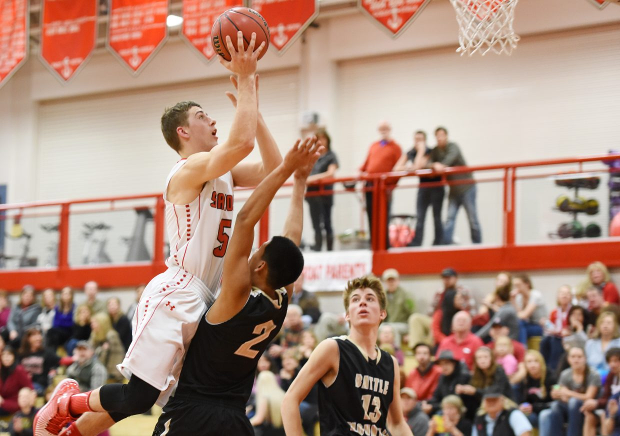Steamboat Springs junior Robi Powers just missed out on being the 4A Western Slope League boys player of the year, but he was ultimately named to the first-team all-conference roster.