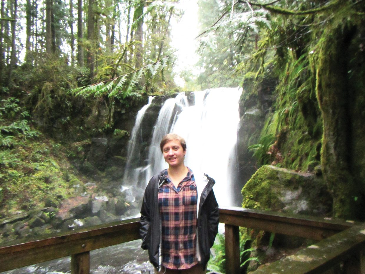 Anna Herring, a 2006 graduate of Moffat County High School and daughter of Laurie and Robin Herring, was awarded her Doctorate of Philosophy in Environmental Engineering from Oregon State University on Dec. 11, 2014.