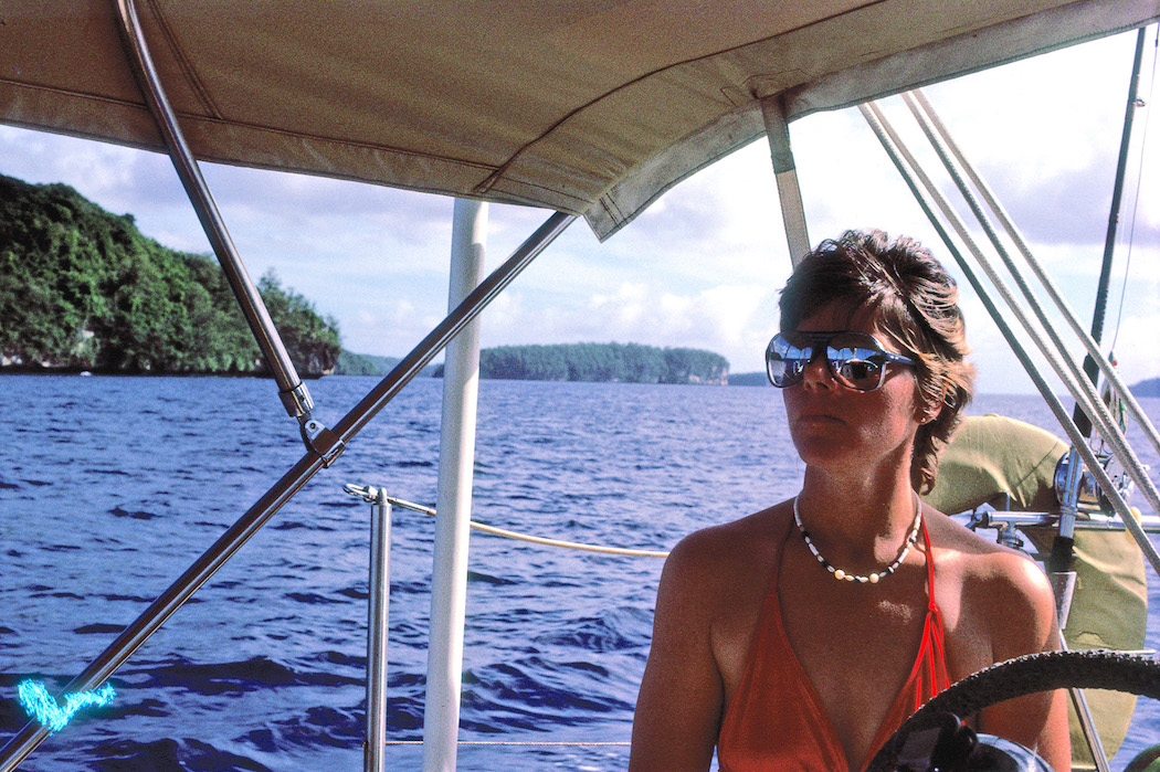 """Steamboat Springs resident Bonnie McGee will talk to audiences Tuesday at the Chief Theater about the four and a half years she spent circumnavigating the world from 1984 to 1988 and her book, """"Voices on the Wind""""."""