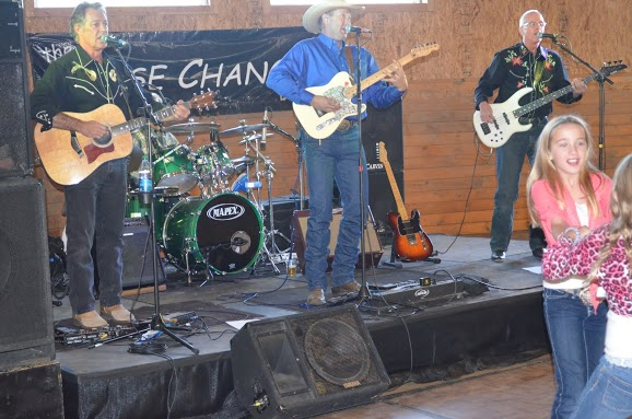 Loose Change performs, now known as Constant Change