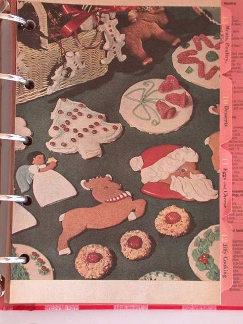 A photo of the cookies first made by Irene Glenn and later by her daughter, Susan Hagar Ewing, was taken for Better Homes and Gardens magazine decades ago but turned up on a section divider of a new cookbook Ewing's daughter-in-law, Laura Hagar, purchased seven or eight years ago.