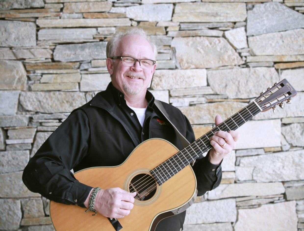 Friday's Different Tempo series performance features Brent Rowan & Friends with Larry Gatlin.