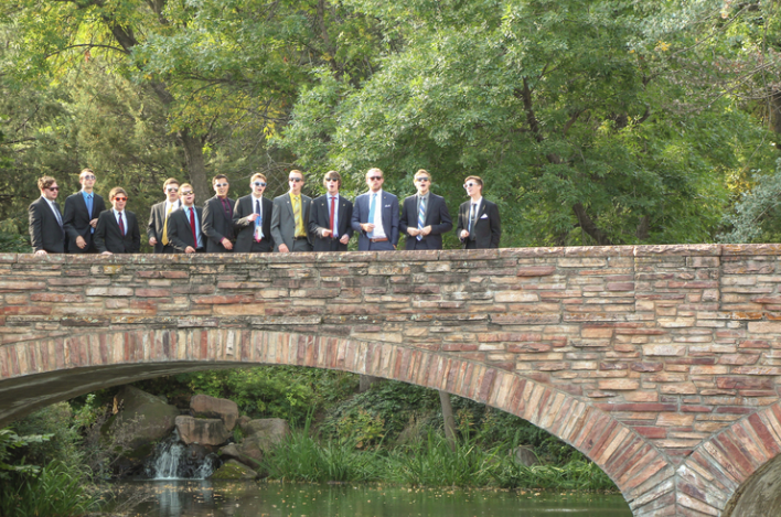 The 13 members of CU Buffoons will be in Steamboat this weekend for a show that will highlight their cappella talent and new material.