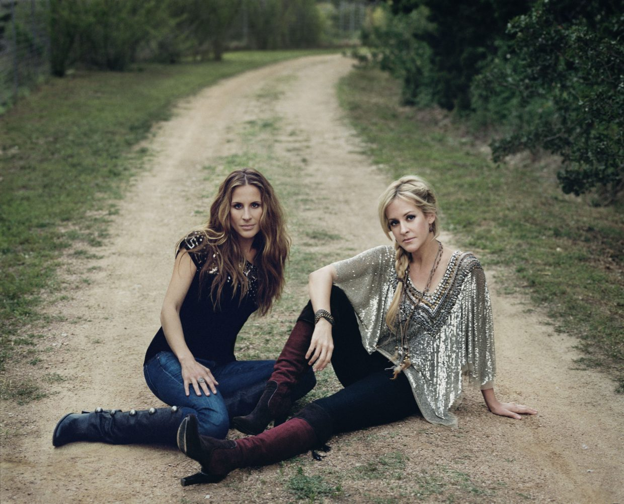 Court Yard Hounds play the Strings Music Festival on July 25. The band features Martie Maguire and Emily Robison, who along with with Natalie Maines, made up the Dixie Chicks.