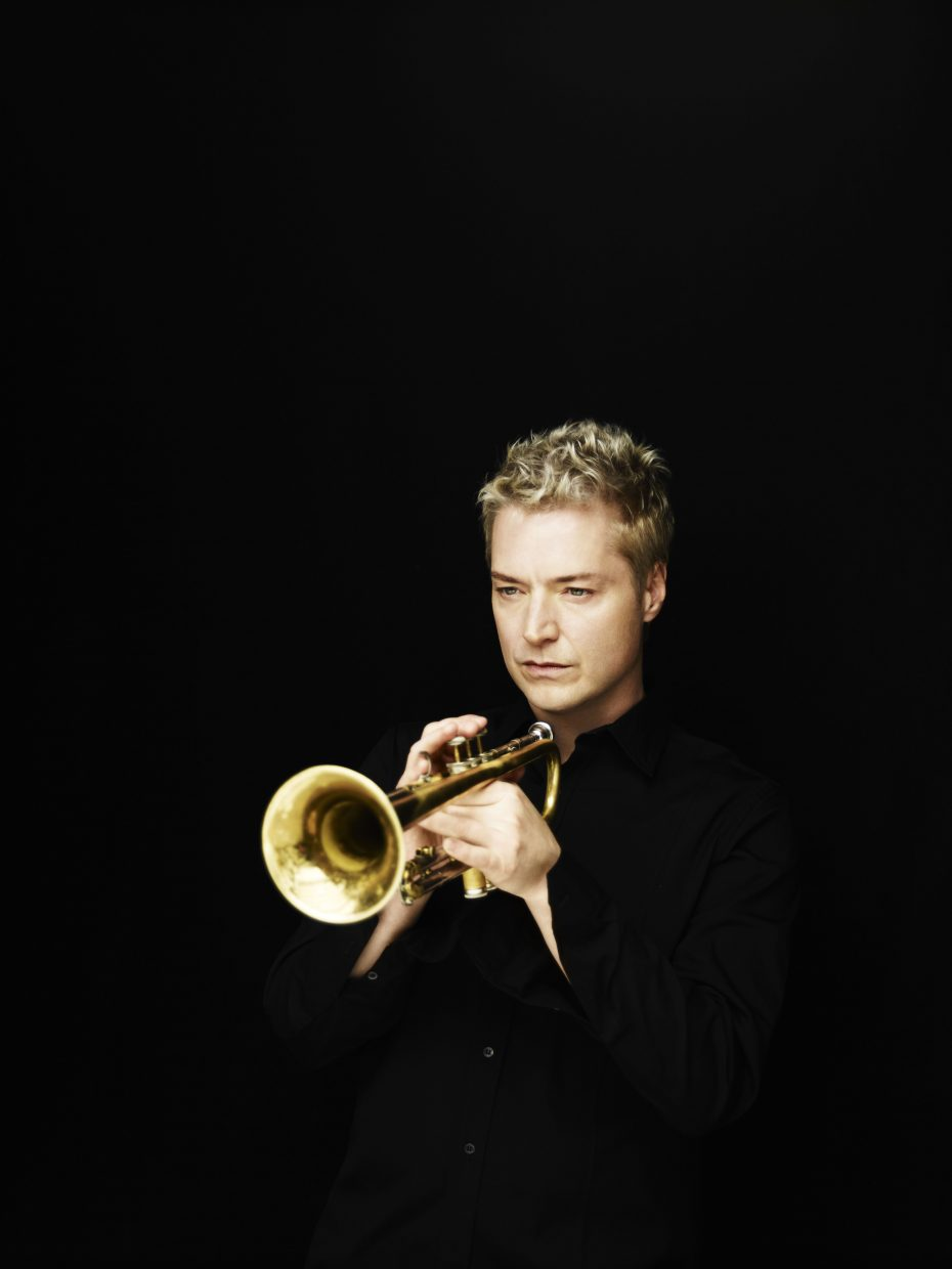Chris Botti plays at Strings Music Festival at 8 p.m. Wednesday.