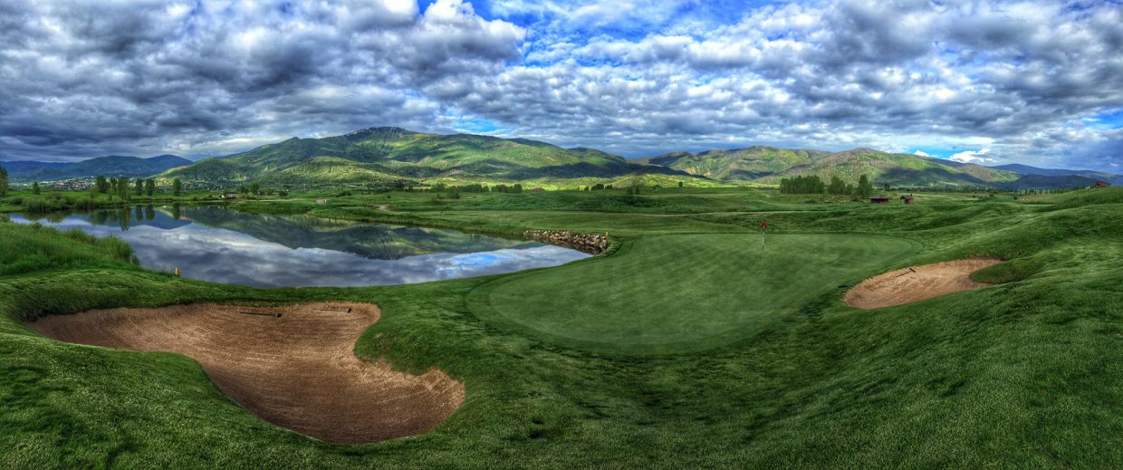 The 12th hole at Haymaker Golf Course. Submitted by Chris Lanham.