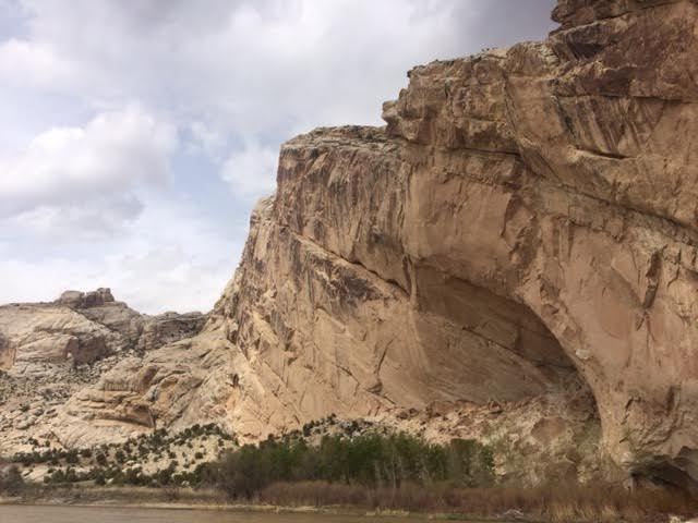 Along the Green River in Dinosaur National Monument. Submitted by Curt Merchant.