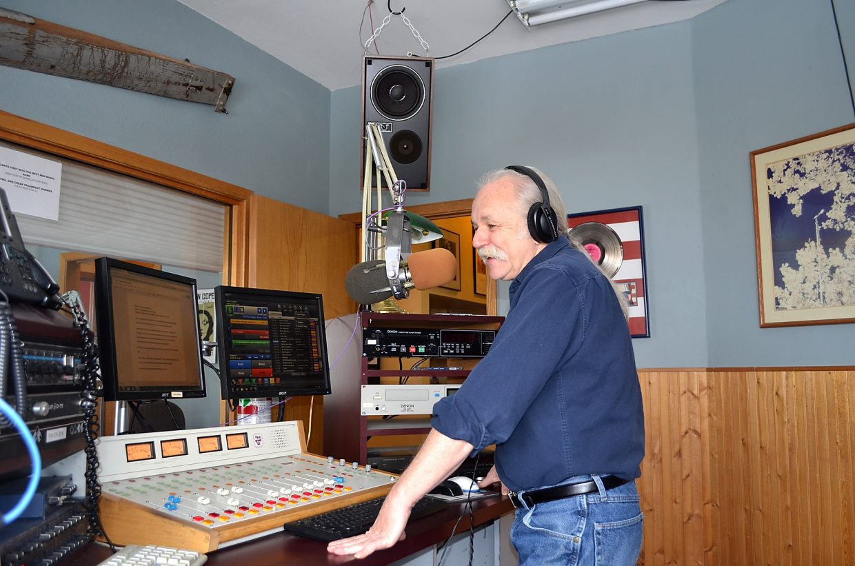 Kip Strean holds down the 6 a.m. to noon shift on KQZR, sprinkling real-life rock 'n' roll anecdotes in with hand-picked classic rock. Strean rises by 5 a.m. most days, not an easy feat for a one-time touring rock musician.