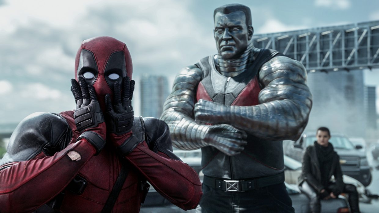 "Wade Wilson aka Deadpool (Ryan Reynolds) realizes he's made a mistake in ""Deadpool."" The movie is based on the Marvel Comics character, a former soldier turned superhuman who doesn't let his mission of vengeance affect his sense of humor."