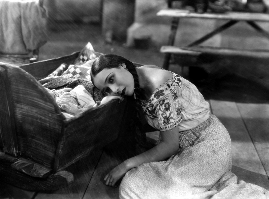 """Dolores Del Rio as the star of the 1928 version of the silent film """"Ramona."""" This film will soon be shown at the Bud Werner Memorial Library for the One Book Steamboat program that features the classic novel by Helen Hunt Jackson, """"Ramona."""""""