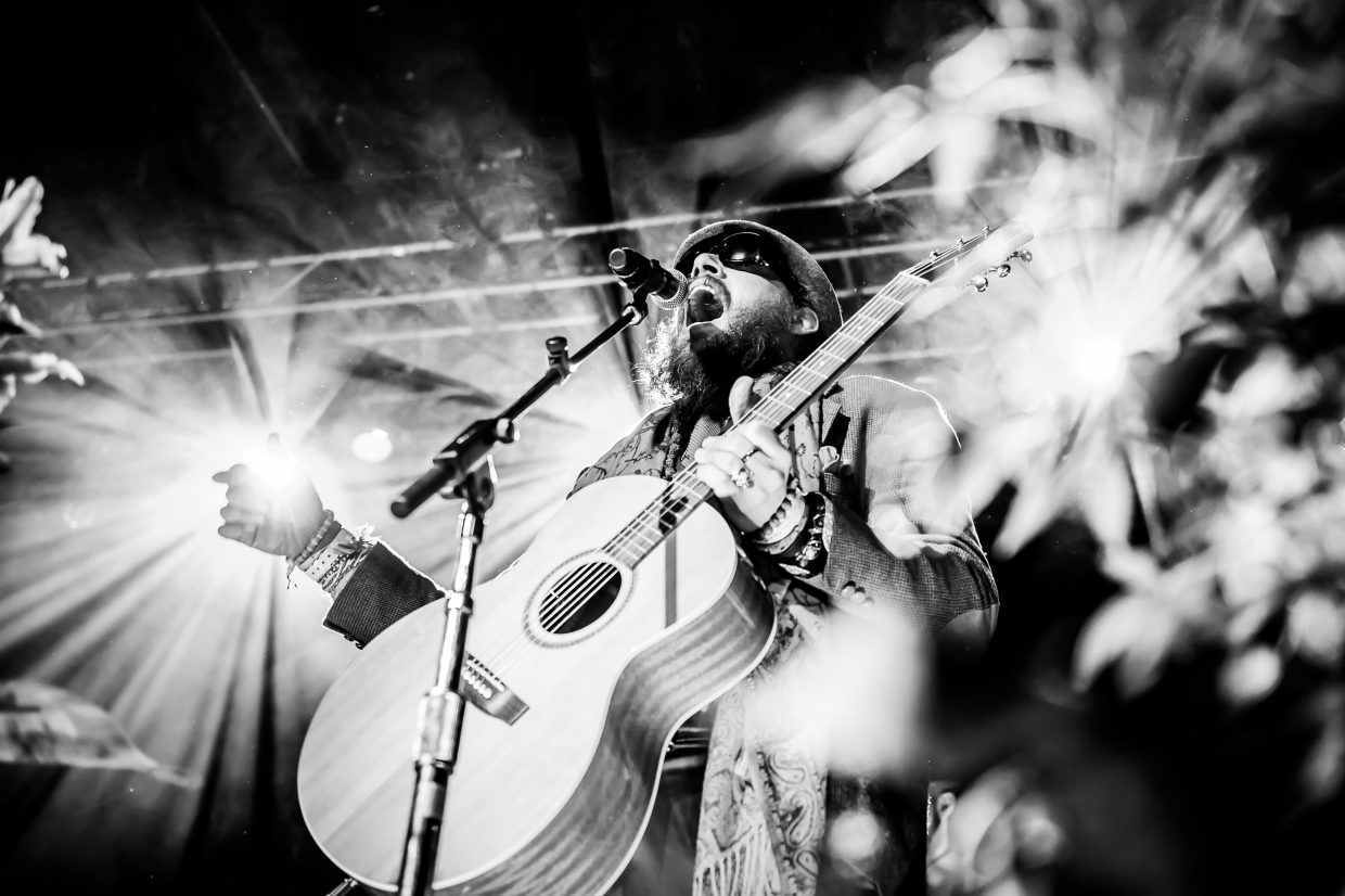 """After his role as one of the finalists on the The Voice (2012), Nicholas David has been busy creating, recording and now touring for his newest EP """"Make Hope."""" The soulful singer songwriter will be in Steamboat Springs on Saturday for a unique show at the Chief Theater."""