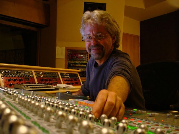 Local sound engineer, Scott Singer can be seen heading up the mixer board at Schmiggity's live music dance bar when he isn't mastering his own projects.