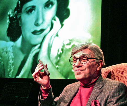 """Performing around the world, Alan Safier stars in """"Say Goodnight Gracie"""" play that captures the life of television icon, George Burns."""