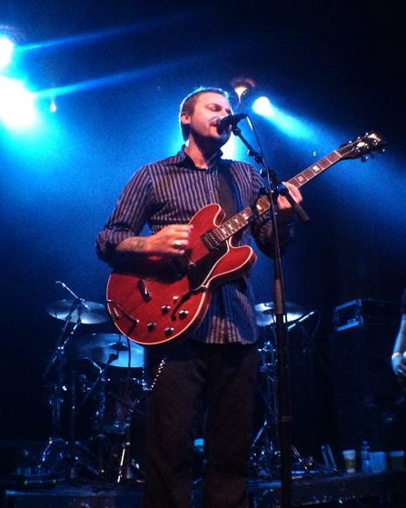 """Michael Hornbuckle, frontman for the Michael Hornbuckle Band, plays at 10 p.m. Saturday at Schmiggity's. Michael, his brother Brian and their late father, Bobby Hornbuckle, who was a blues legend, were known as """"Denver's First Family of Blues."""""""