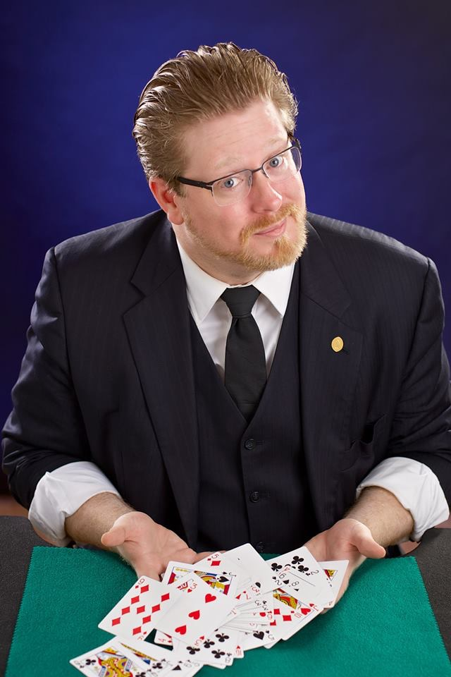 Magician Jon Armstrong will perform during the upcoming Steamboat is Magic Festival Sept. 14 to 16.