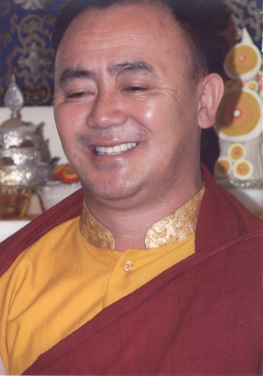 The Venerable Lama Karma Rinpoche comes to Steamboat often for it's natural beauty and to share with the community his blessing ceremonies. He will be in town today through Sunday.
