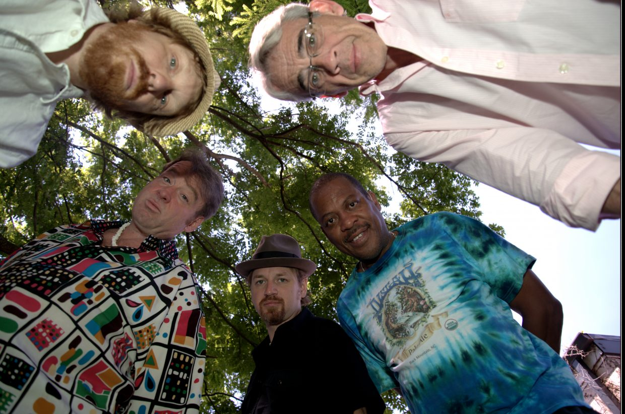 """Known as the New Orleans Suspects, these members create a """"supergroup"""" of talented musicians who come from iconic bands such as The Radiators, The Neville Brothers and the Dirty Dozen Brass Band."""