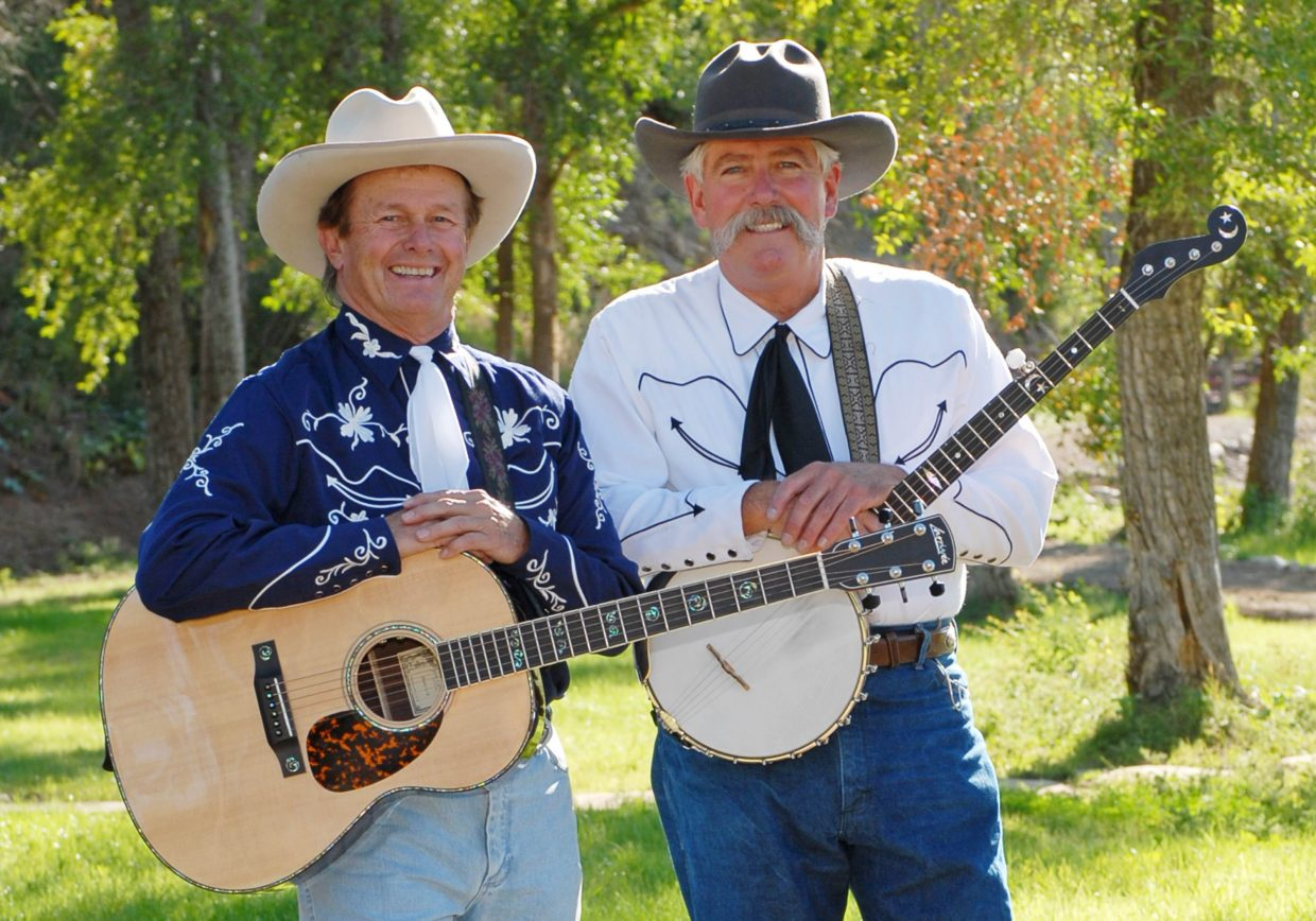 Sharing their western harmonies and stories, the Yampa Valley Boys will perform on Saturday with a group of award-winning entertainers from around Colorado for the Western Music Association Colorado Chapter Showcase.