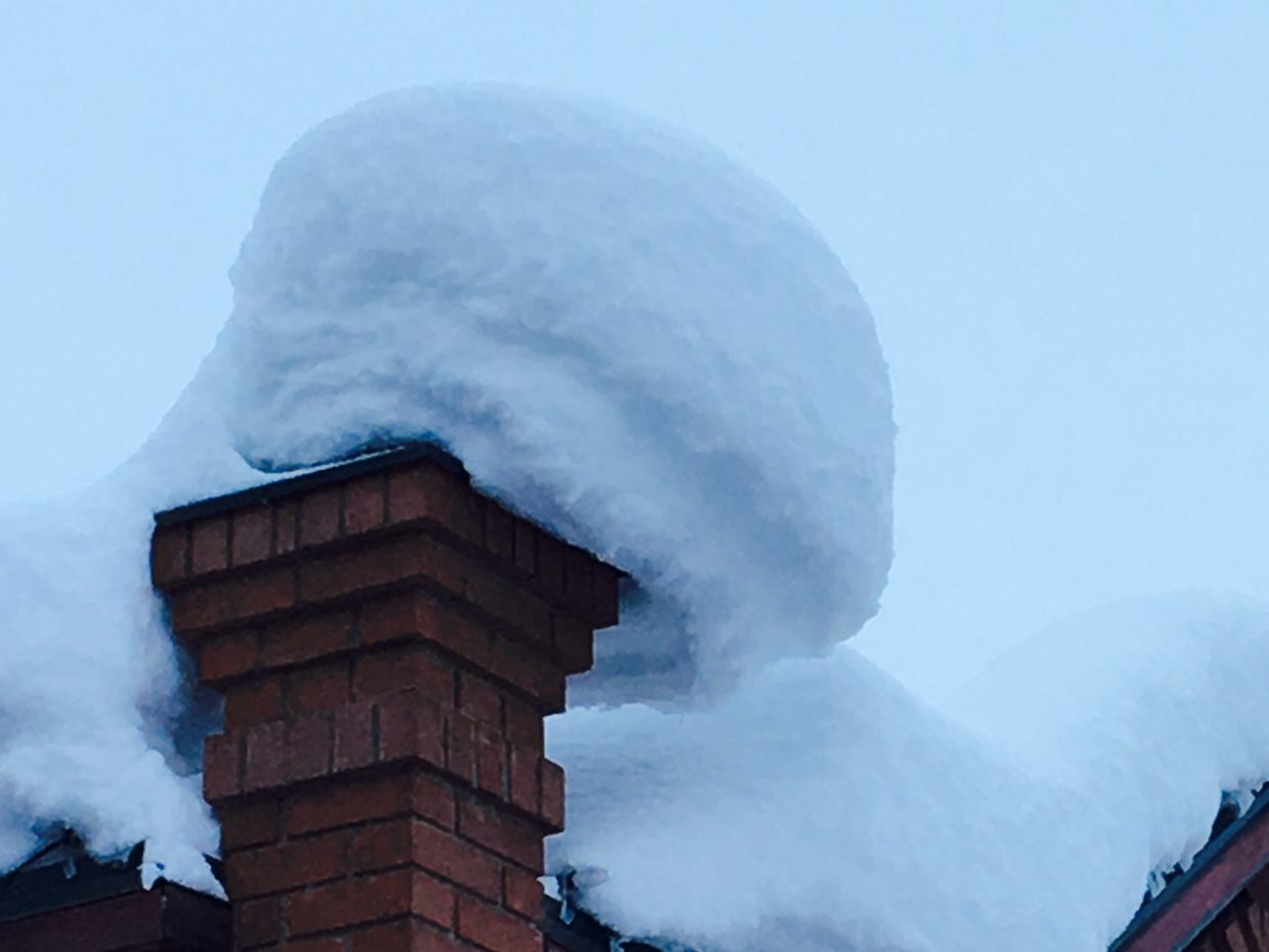 Snow Capital. Submitted by Joe McManus.