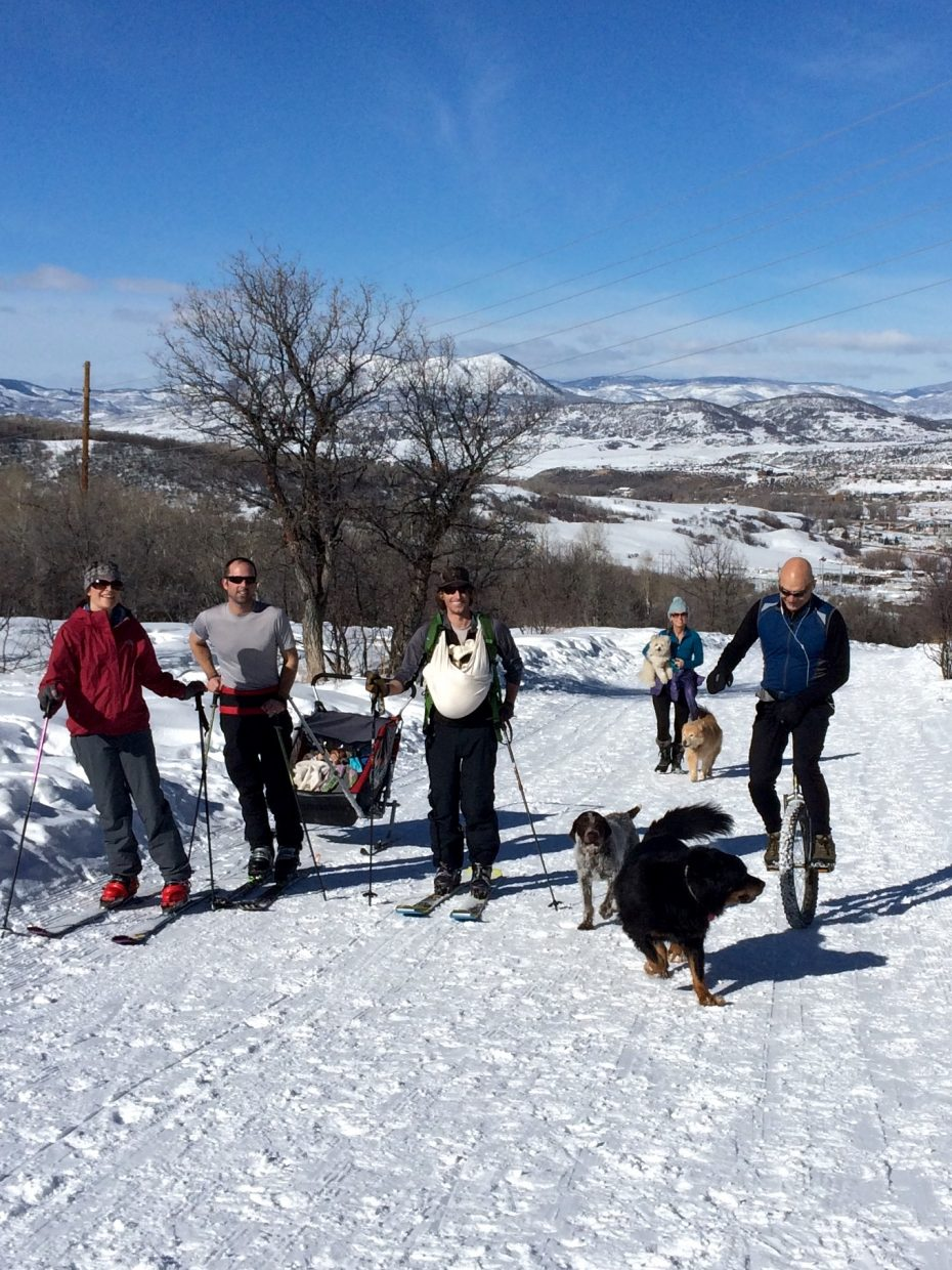 Typical afternoon in Steamboat. Photo submitted by: Mary Marovich.