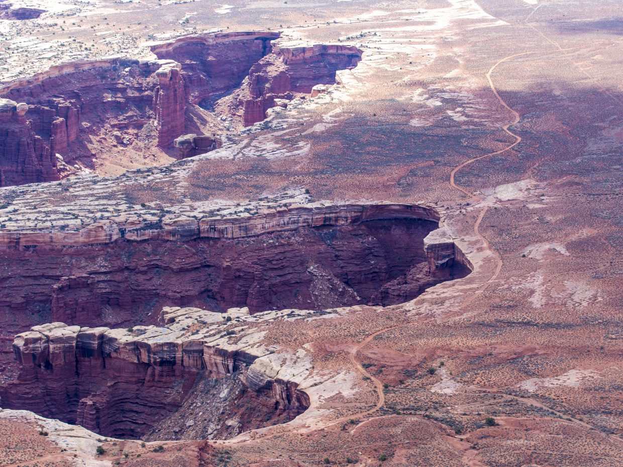 Grand View, Canyonlands NP