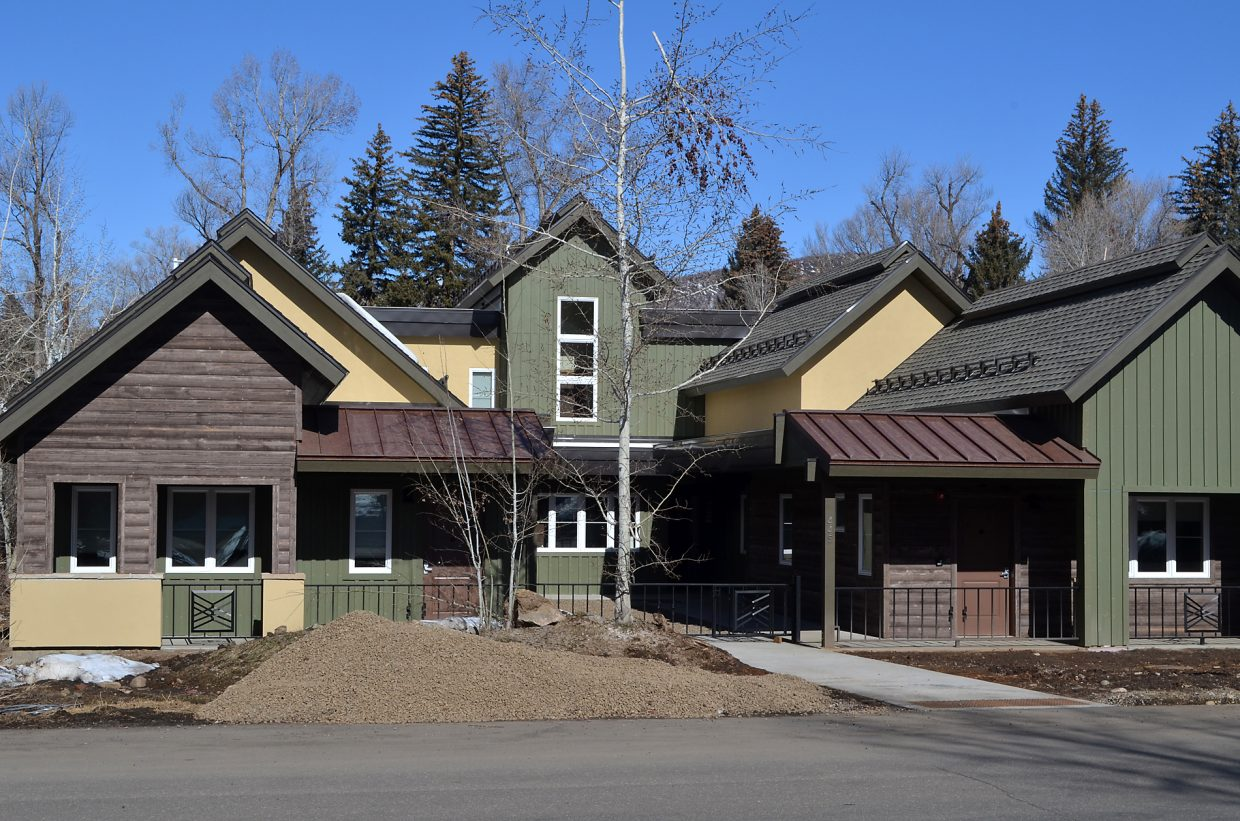 Horizons' new transitional independent living project, Soda Creek Apartments, was built with the help of a $1.27 million dollar grant from the U.S. Department of Housing and Urban Development.