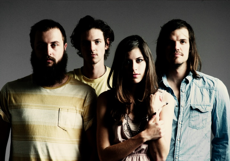 For this week's featured shows Katie Carroll highlights the band Houndmouth who will be at the Bluebird Theater in Denver on Saturday.