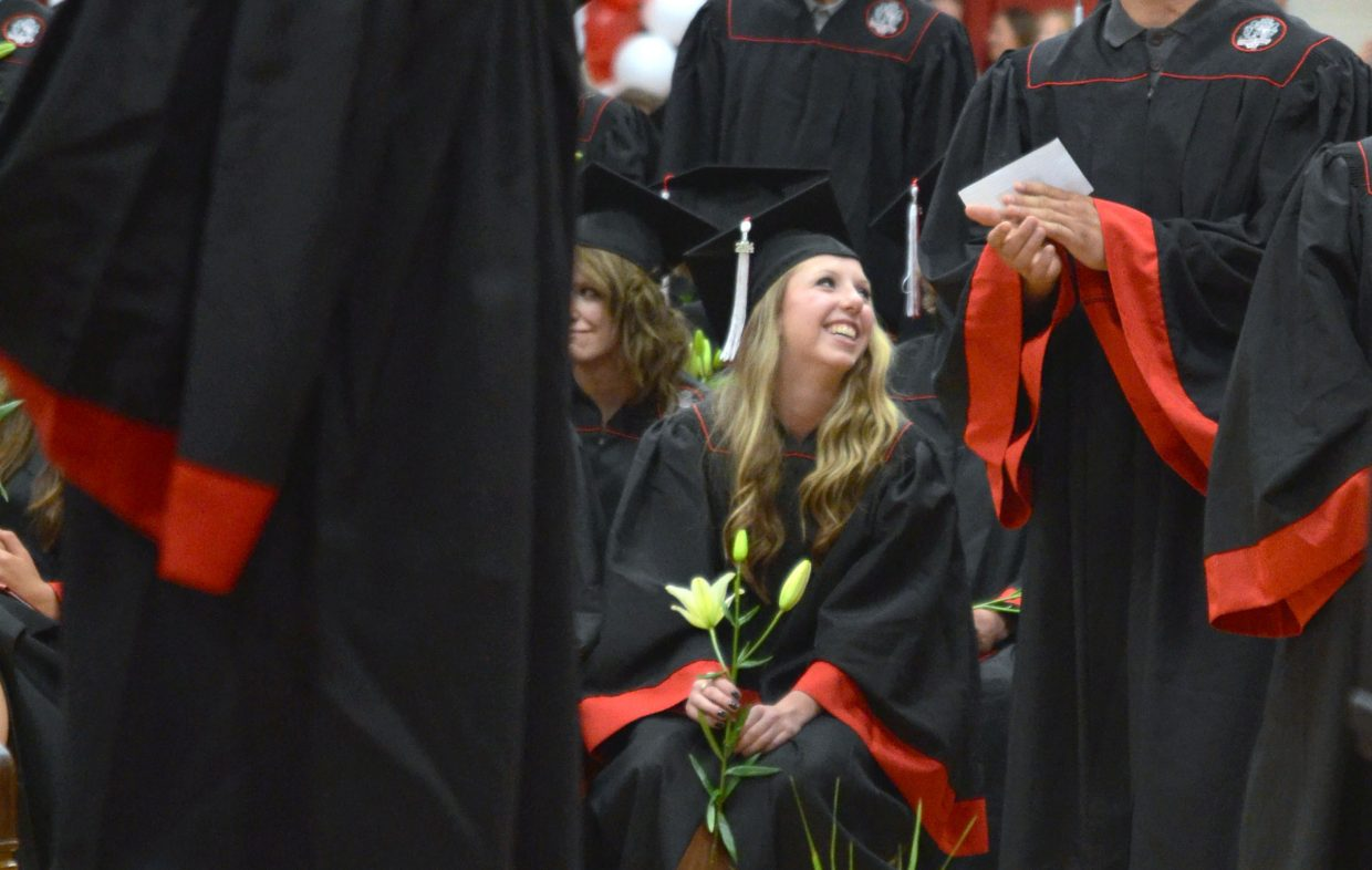 After seeing her parents live a life of tight budgets, Hunter Anderson knew college was her way out. The 2014 Steamboat Springs High School graduate will attend Colorado State in the fall.