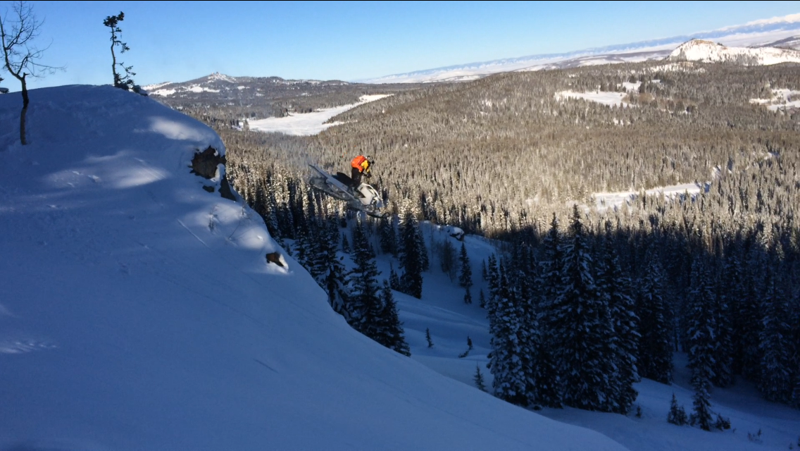 A shot from riding yesterday. Rabbit ears. Submitted by: Ben Siegel.
