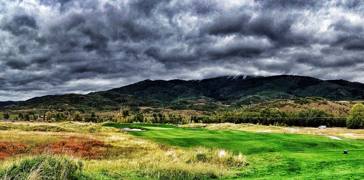 Seventh hole at Haymaker Golf Course. Submitted by: Chris Lanham