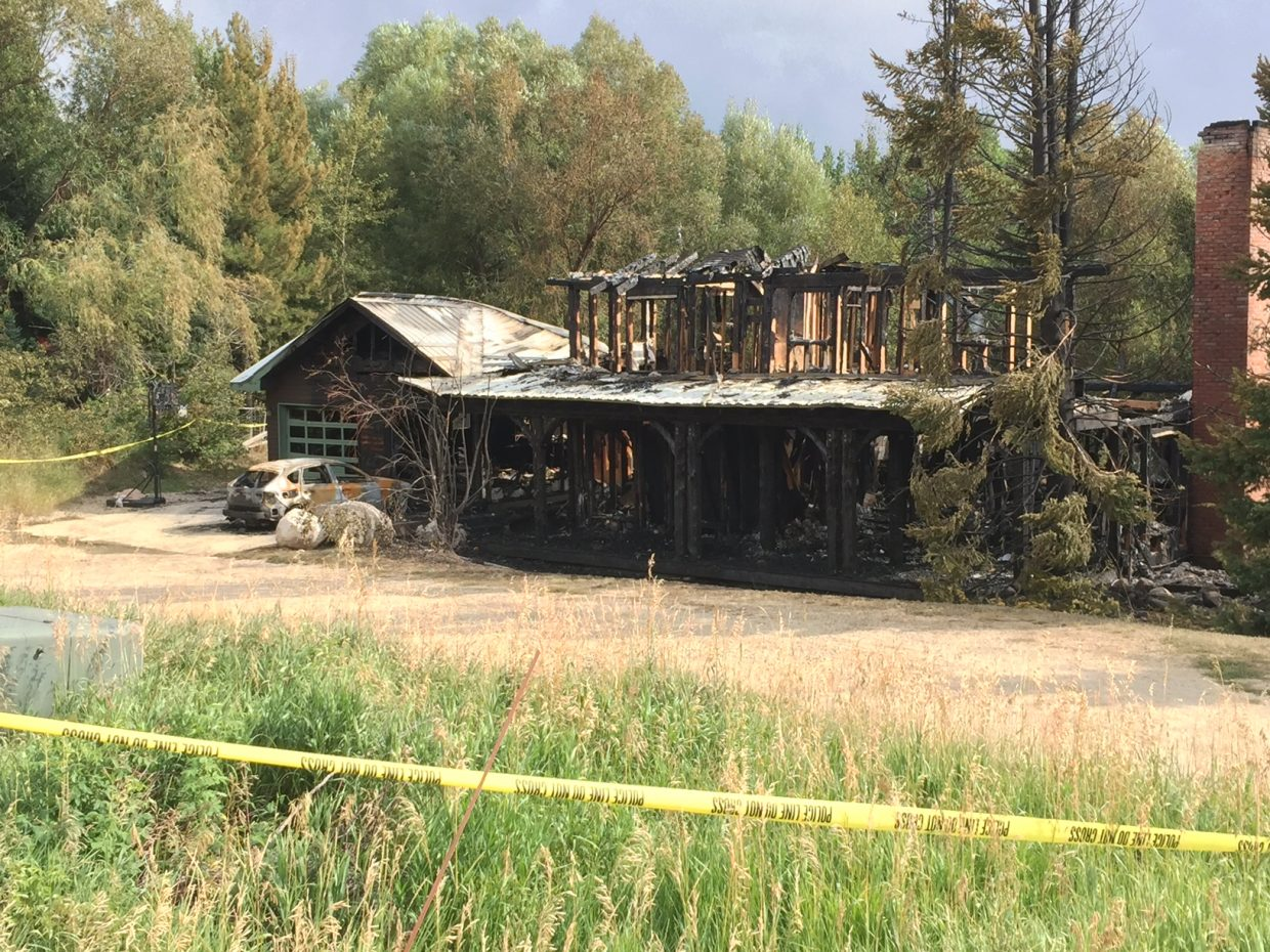 The Flanigan family is receiving an outpouring of community support following the loss of their home to a fire.