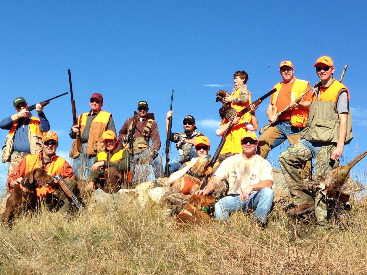A recent pheasant hunt we did in North Dakota. Submitted by: Ron Wendler