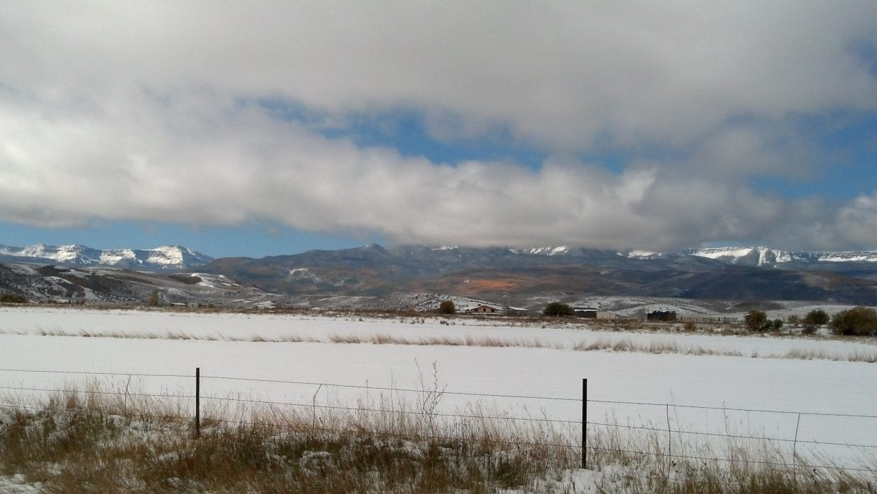 Flat Tops by Yampa. Submitted by: Diana Wheeler