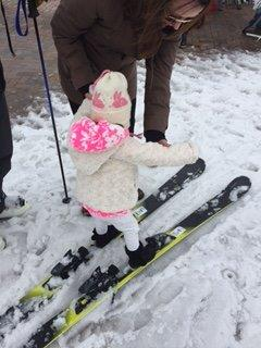 Starting young in Steamboat. Submitted by Louis Raphael.