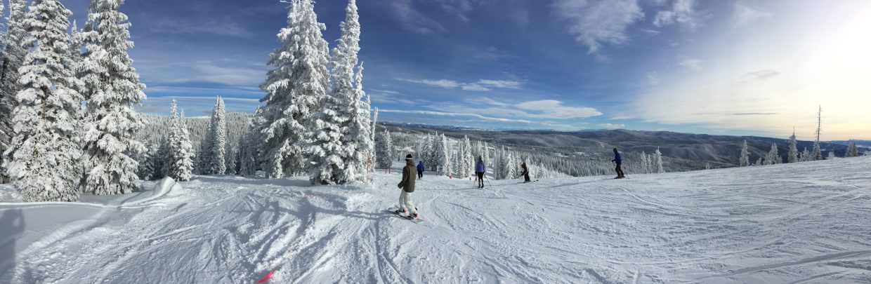 Mount Werner. Submitted by: Anita Merrigan
