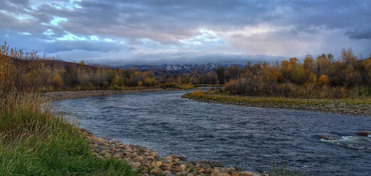 Yampa River. Submitted by: Chris Lanham